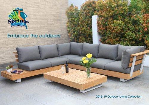 Springs Garden World Catalogue 2018 19 Collection