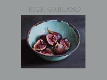 Rick Garland - Miniatures