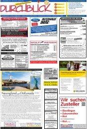 Durchblick Vaihingen, Ausgabe Nr. 50