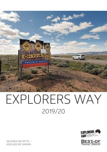 Explorers Way 2019 - ATS
