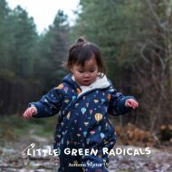 Little Green Radicals AW19 Mountains Of Adventure