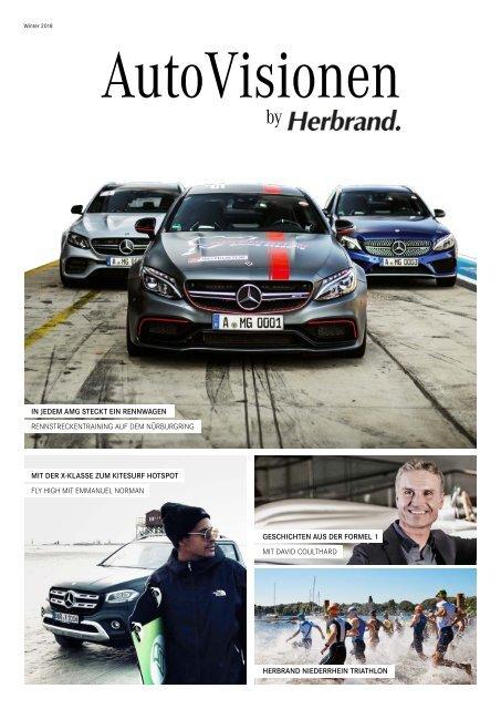 AutoVisionen - Das Herbrand Kundenmagazin Ausgabe 16