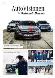 AutoVisionen - Das Herbrand Kundenmagazin Ausgabe Sibbing