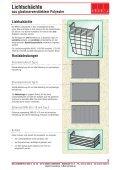 Lichtschächte aus glasfaserverstärktem Polyester ... - MHS - Seite 4