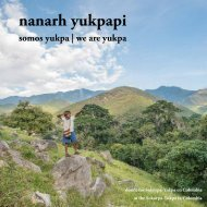 'Nanarh Yukpapi' - somos yukpa | we are yukpa