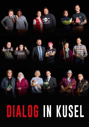 Dialog in Kusel Broschüre  2018