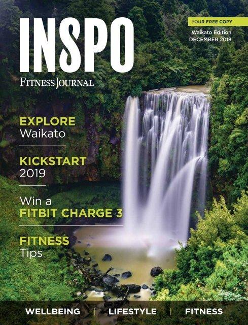 INSPO Fitness Journal December 2018