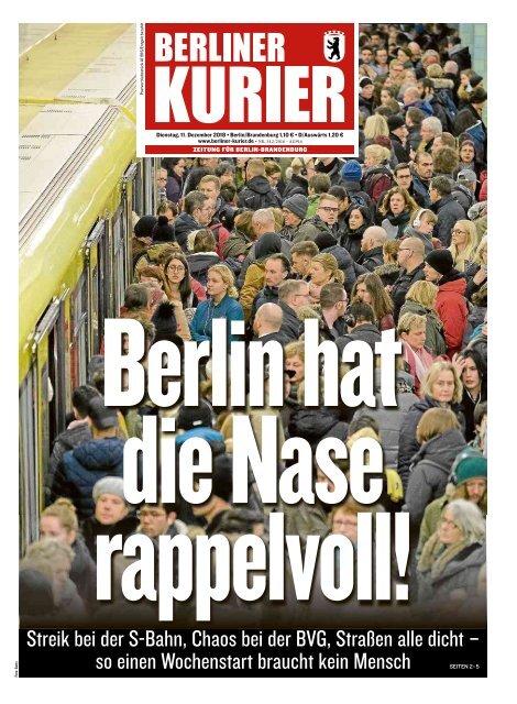 Berliner Kurier 11.12.2018