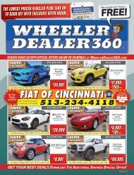 Wheeler Dealer 360 Issue 50, 2018