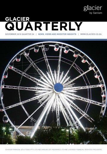 Glacier Quarterly 4 - 2018