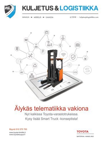 Kuljetus & Logistiikka 6 / 2018