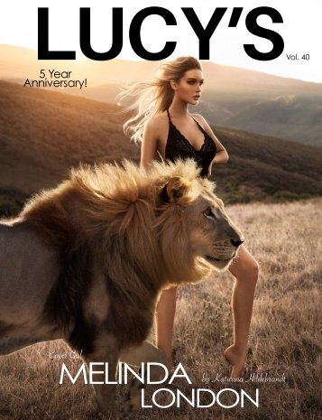 LUCY'S Magazine Vol.40