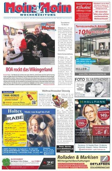 MoinMoin Schleswig 50 2018
