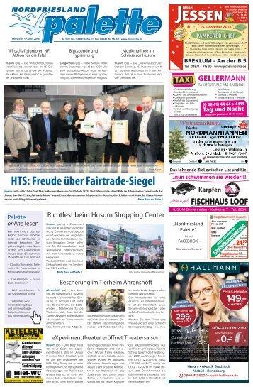 Nordfriesland Palette 50 2018