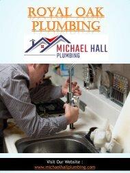 Plumber In Rochester Hills Mi | Call - 586-298-7285 | michaelhallplumbing.com