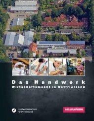 Das Handwerk - Wirtschaftsmacht in Ostfriesland - 2019 - kuw.de
