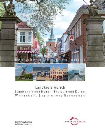 Landkreis Aurich - Deutsche Landkreise im Portrait - kuw.de