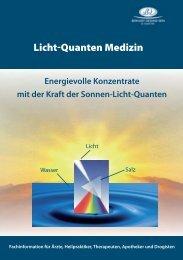 Licht-Quanten Medizin