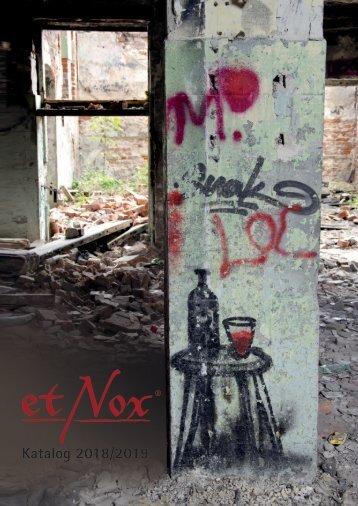Katalog etNox 2018