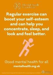 Mental Health Foundation poster 2