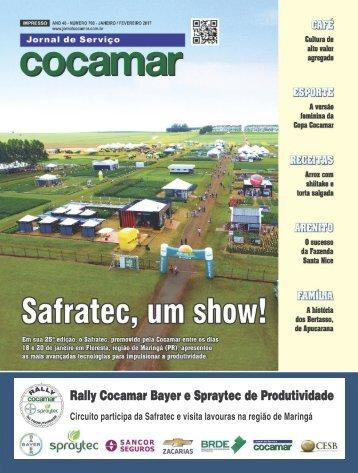 Jornal Cocamar Janeiro 2017
