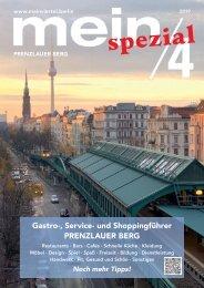 mein/4 Spezial Prenzlauer Berg 2019