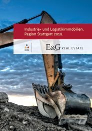 E & G Logistikmarktbericht 2017-2018