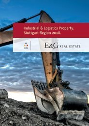 E & G Industrial & Logistics Property Stuttgart Region 2018-11-07