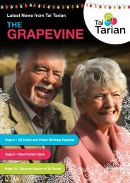Grapevine - December 2018