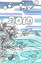 Pagenda 2019 Océan France