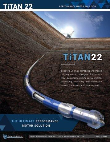 TiTAN22-PF