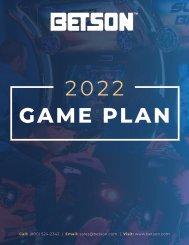 Betson Game Plan 2020