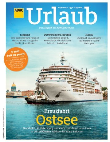 ADAC Urlaub Dezember-Ausgabe 2019_Ueberregional