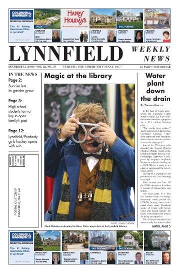Lynnfield 12-13