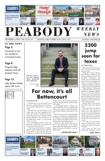 Peabody 12-13