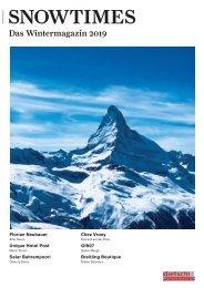 Snowtimes Zermatt 2019