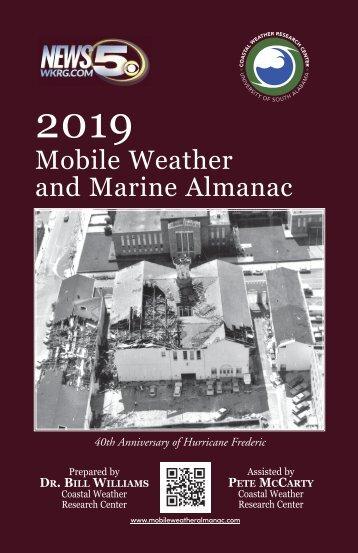 Weather Almanac 2019