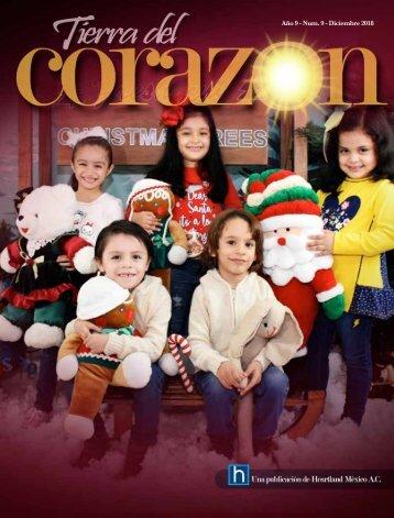 Tierra del Corazón Magazine diciembre2018