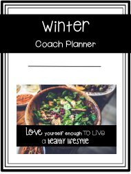 2019 coach planner Dec-Mar