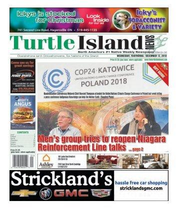 Turtle Island News - 12/12/2018