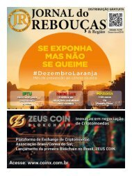 Jornal do Rebouças - Edição 47 - Dezembro/2018