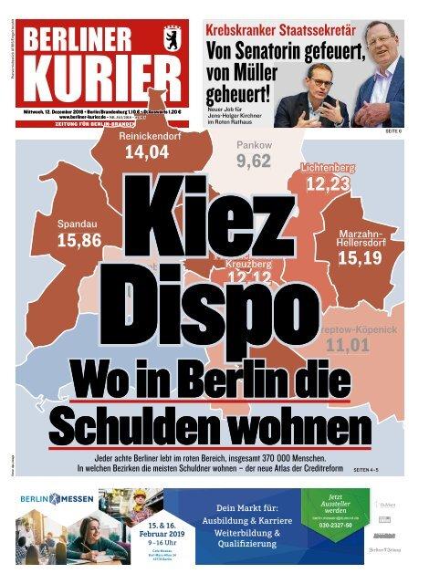 Berliner Kurier 12.12.2018