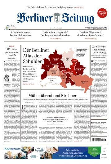 Berliner Zeitung 12.12.2018