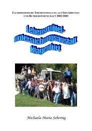 CHECKLISTE - WARENANNAHME - HLW Wolfsberg