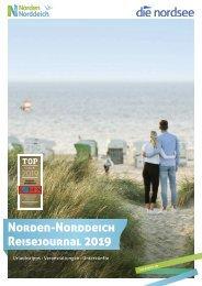 Norden-Norddeich Reisejournal 2019