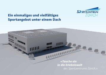 Sportzentrum Zürich