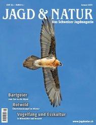 Jagd & Natur Ausgabe Januar 2019 | Vorschau