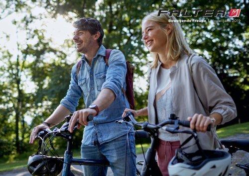 FALTER Bikes - Bewegende Freude   Modelljahr 2019