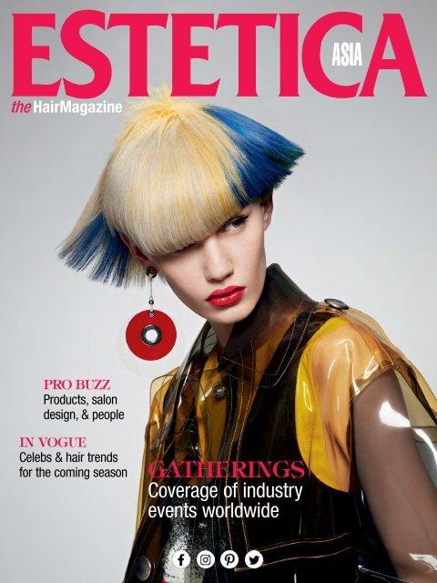 Estetica Magazine ASIA Edition (4/2018)