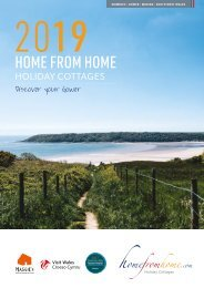 Home from Home Brochure 2019
